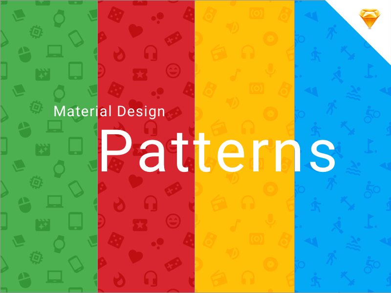 Material-Design-Icons-Patterns
