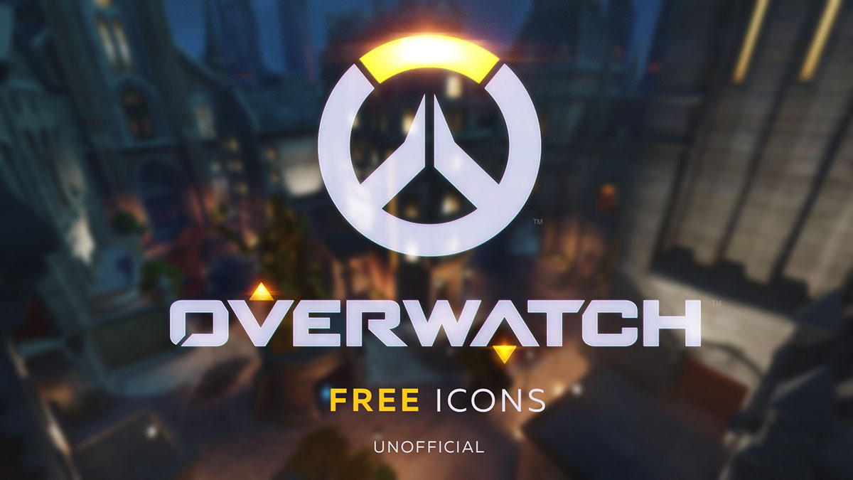 Unofficial-Overwatch-Icons
