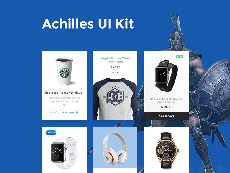 achilles-ui-kit-freebie