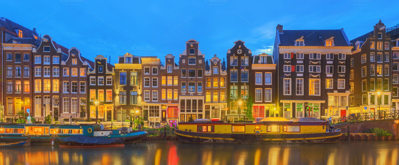 amstel-river-canals-and-night-view-of-amsterdam-netherlands-2
