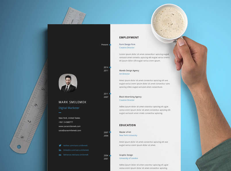 best-free-resume-templates-2