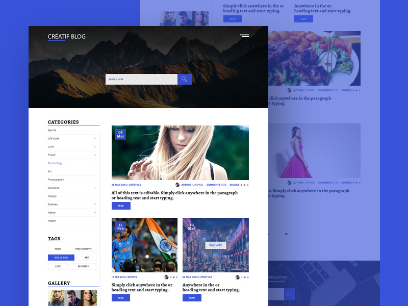 creatif-blog-template-freebie