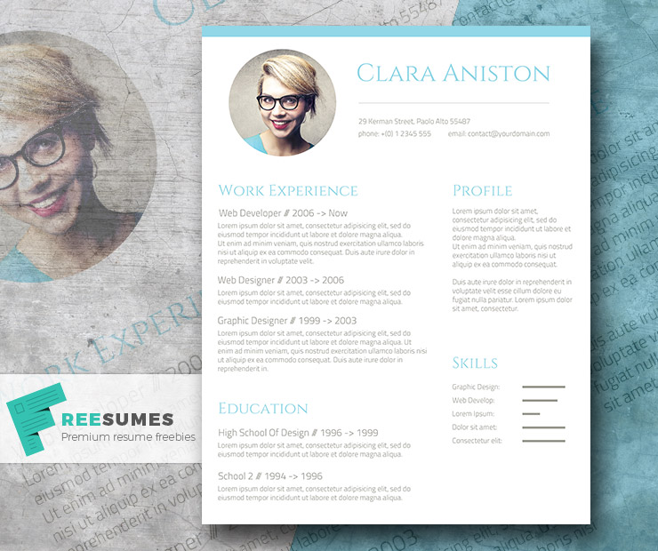 Fancy cv template fieldstation fancy cv template yelopaper Gallery