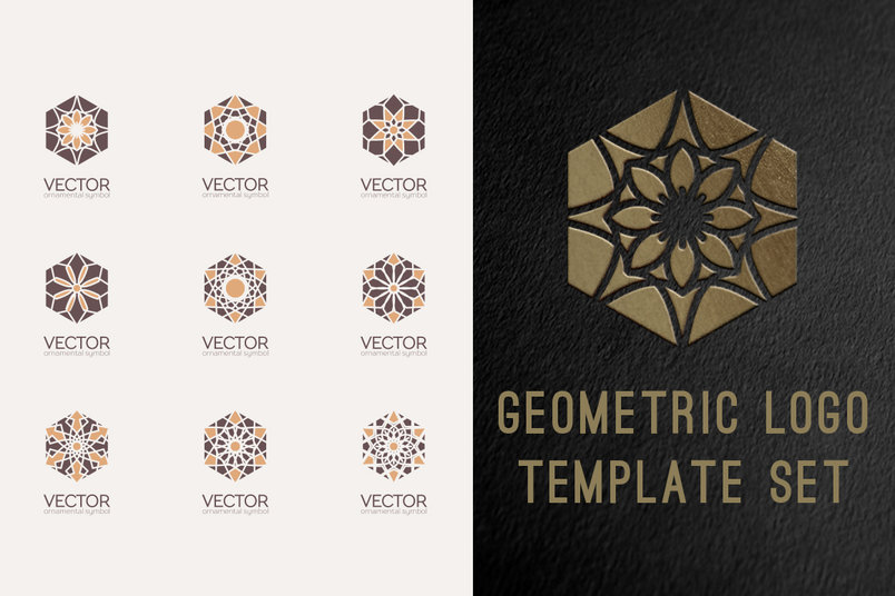 geometric-logo-template-set-2