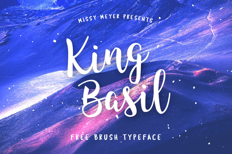 king-basil-free-brush-font-2