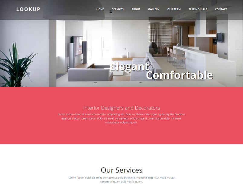 lookup-interior-design-bootstrap-website-template-1