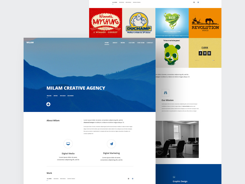 milam-agency-website-template-freebie