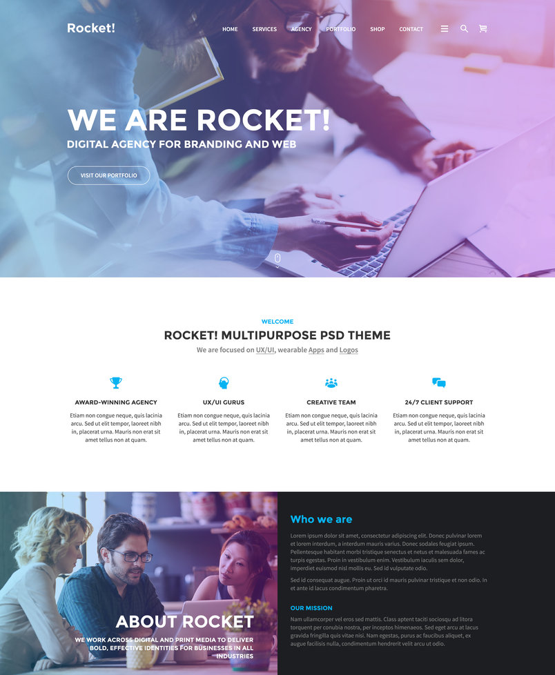 rocket-psd-theme-2