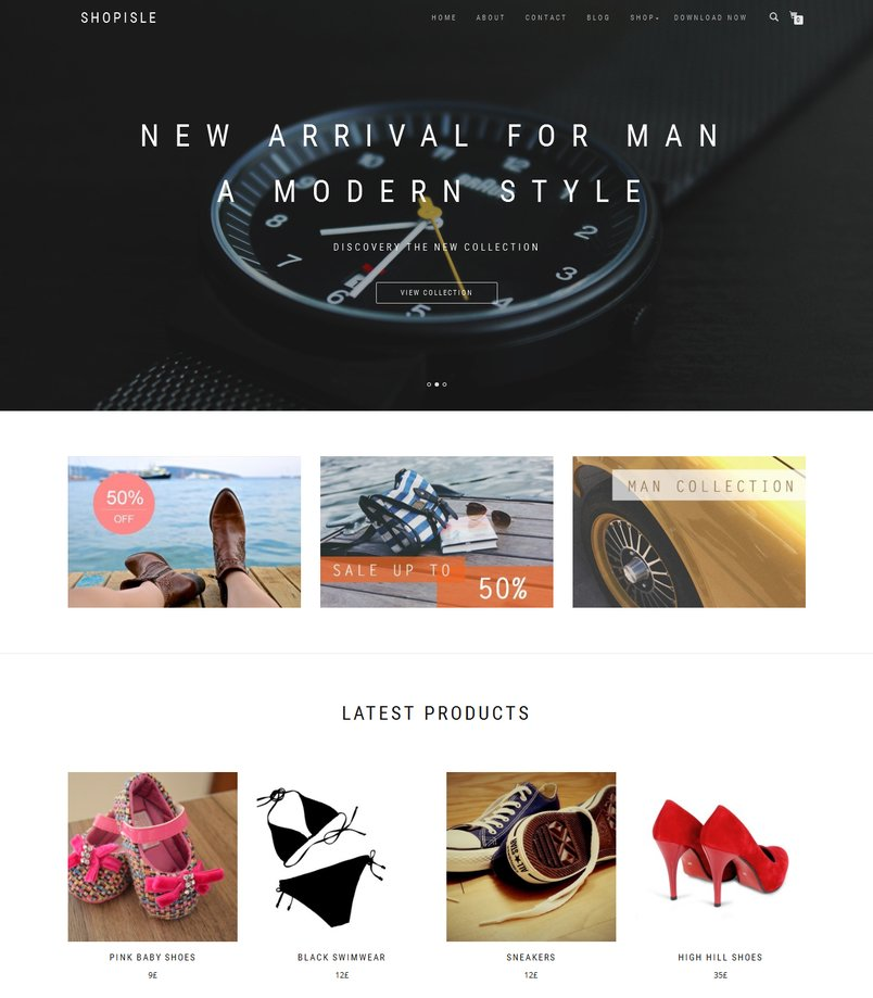 shopisle-free-ecommerce-wordpress-theme-3