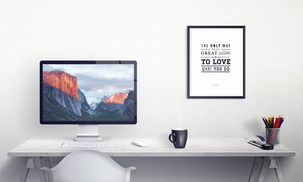 workspace-with-apple-display-mockup