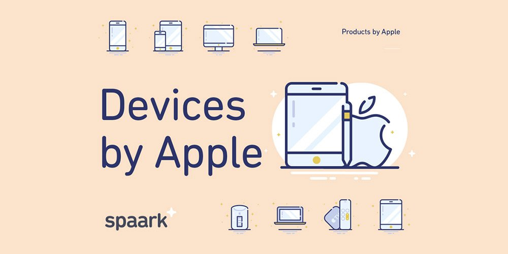 Apple-Devices-Icons