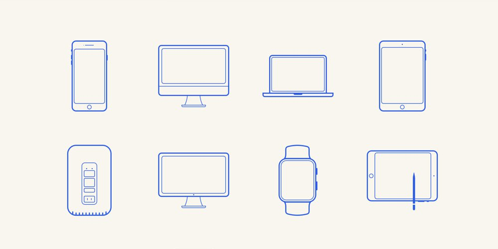 Apple-Icon-Set