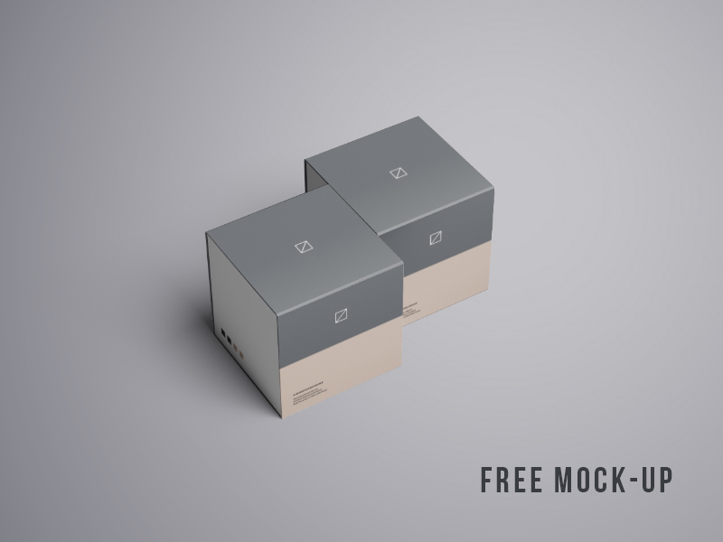 Box-Package-Mockup
