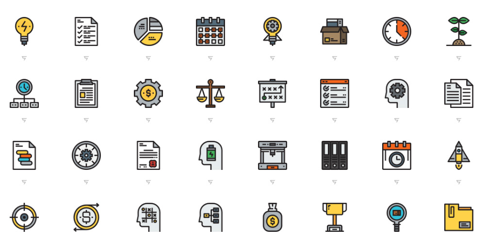 Business-Productivity-Icons