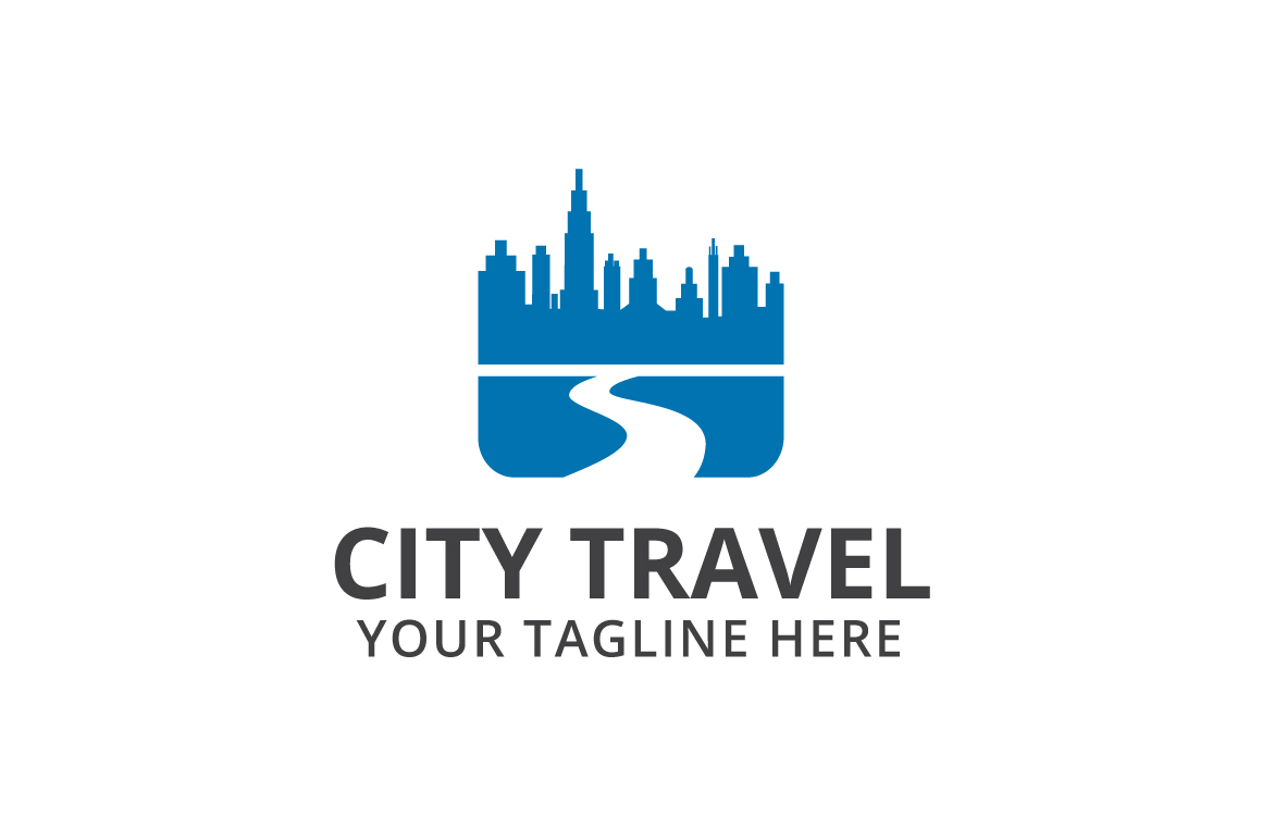 City-Travel-Logo-Template
