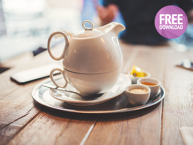 Free-photo-teapot-of-black-tea