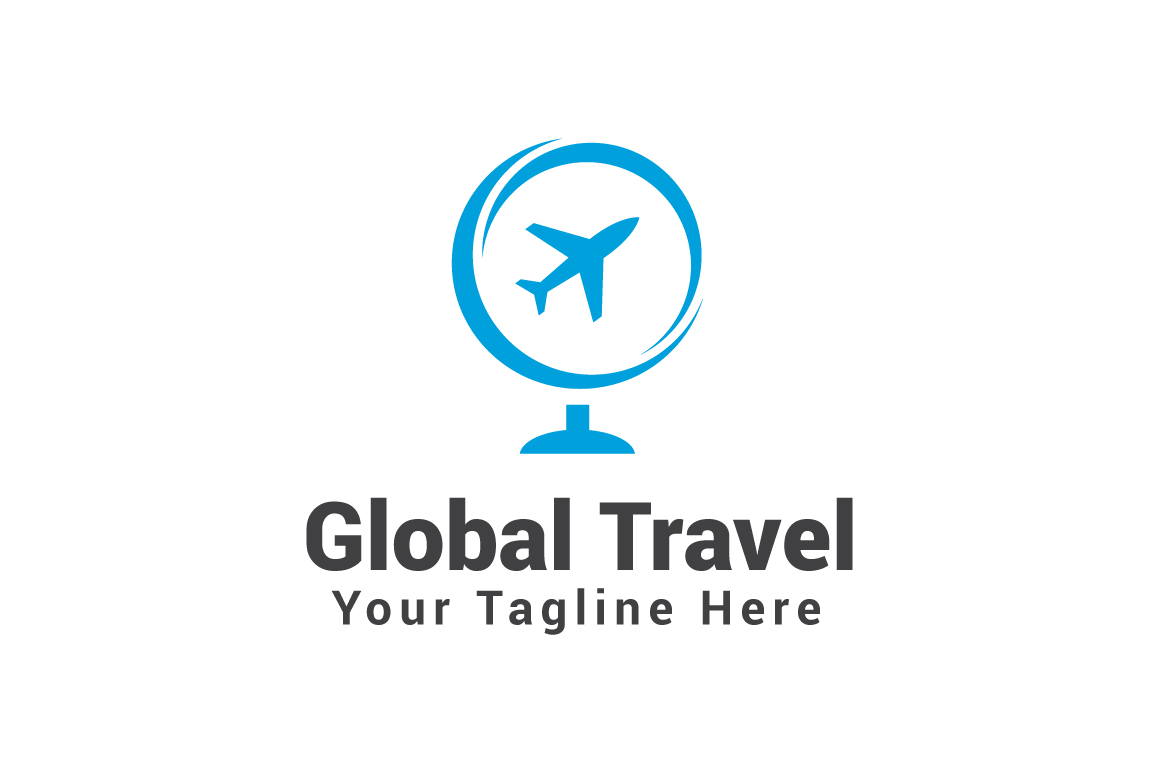 Global-Travel-Logo-Template