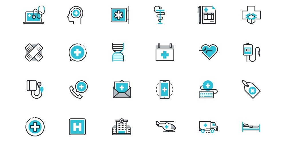 Healthcare-and-Medicine-Icons-PSD