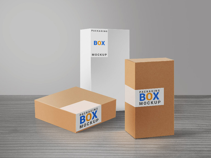 Product-Packaging-Box-Mockup