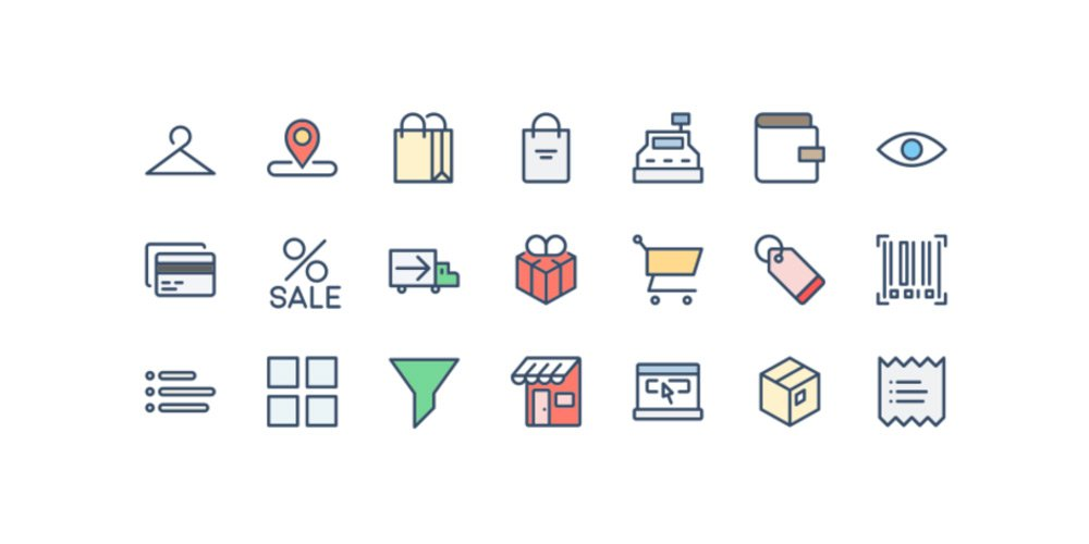 Shopping-and-E-commerce-Icons