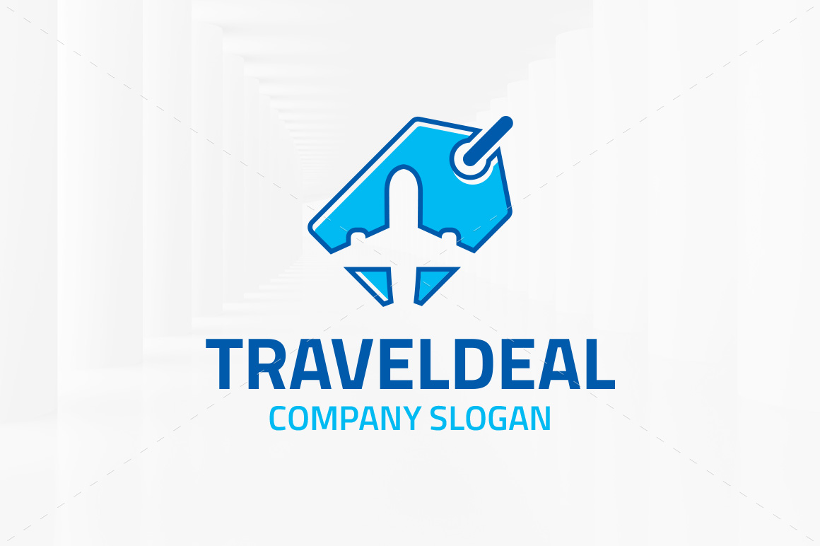 Travel-Deal-Logo-Template