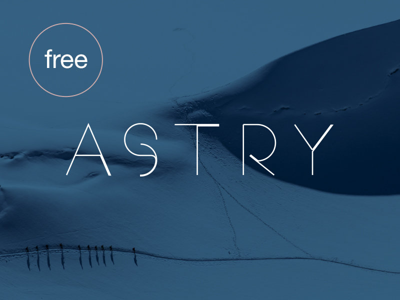 astry-free-font-2