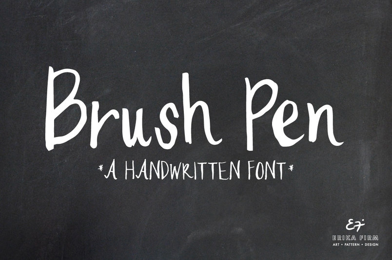 brush-pen-handwritten-font-2