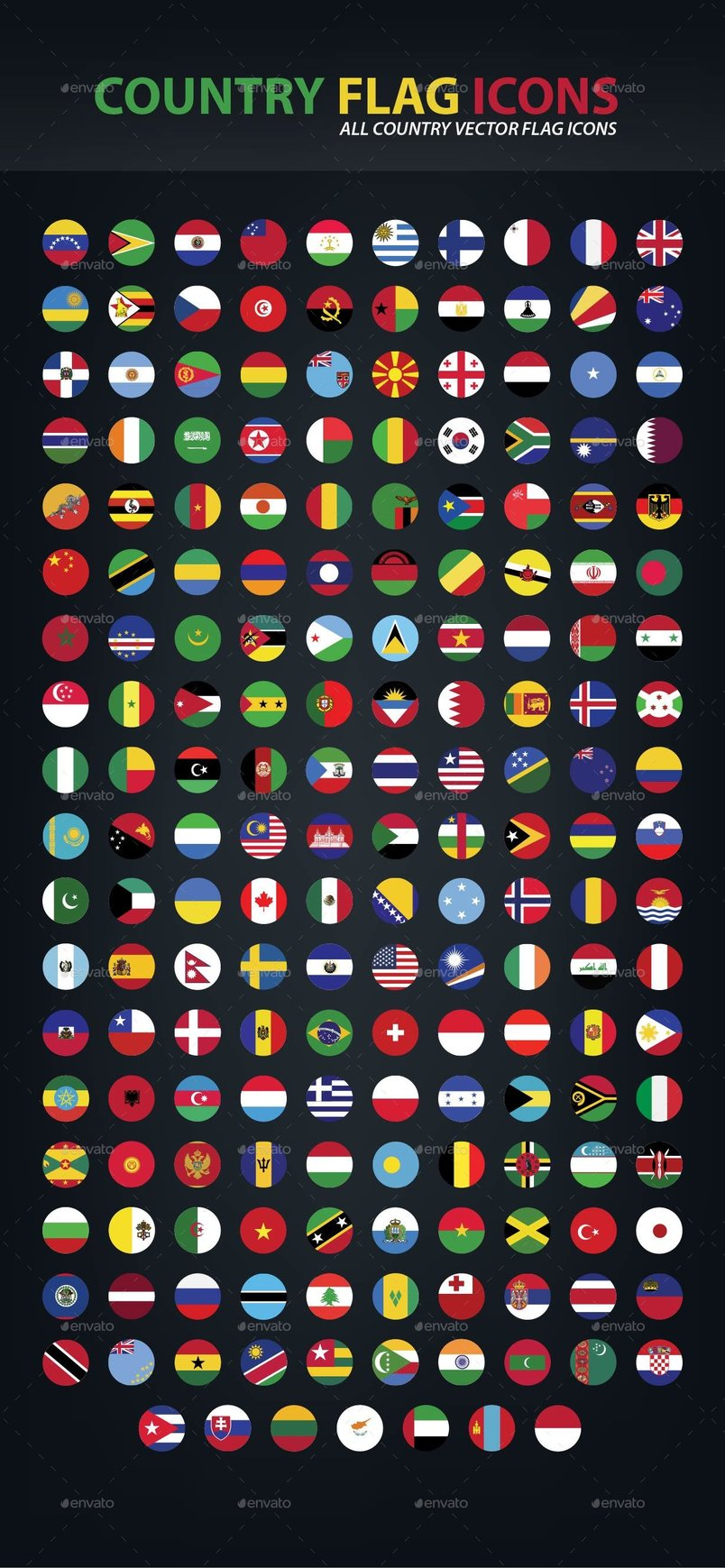 country-flag-icons-collection-rounded-rectangle-style-2