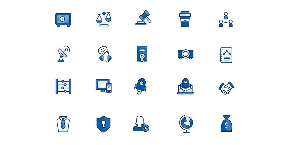 free-business-icons-1