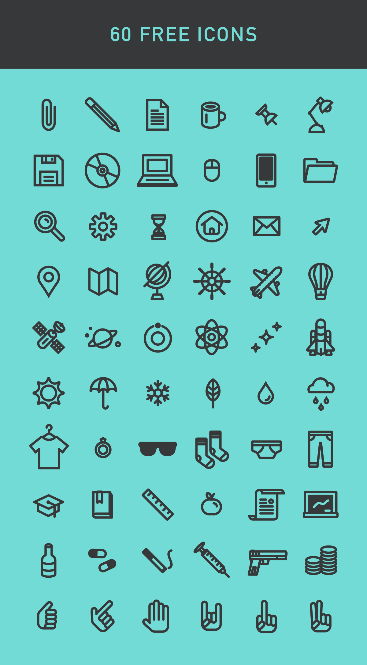 free-pack-60-vector-icons