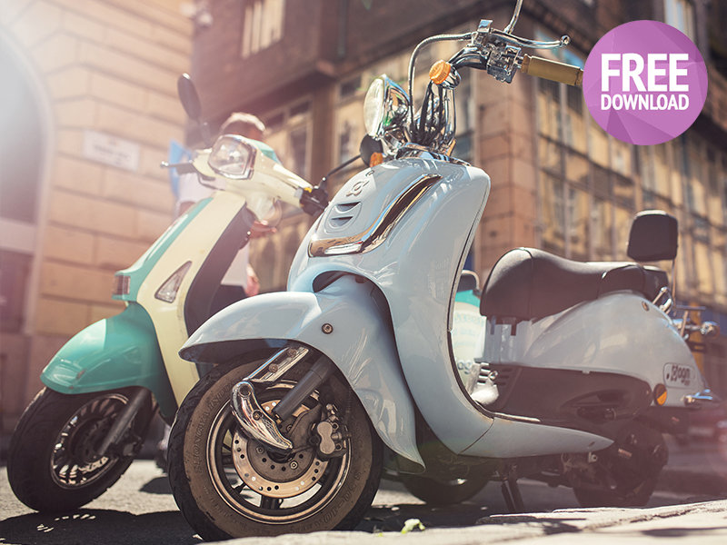 free-photo-vespa-parked-in-budapest-2