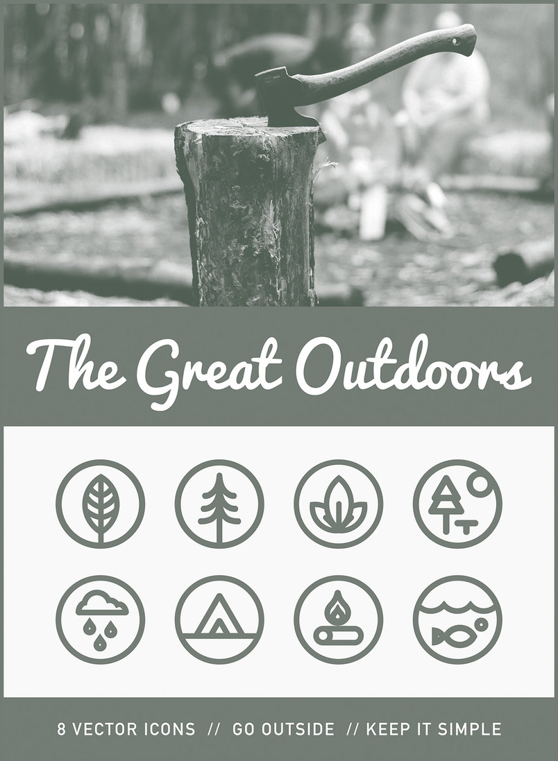 great-outdoor-free-icon-set-2