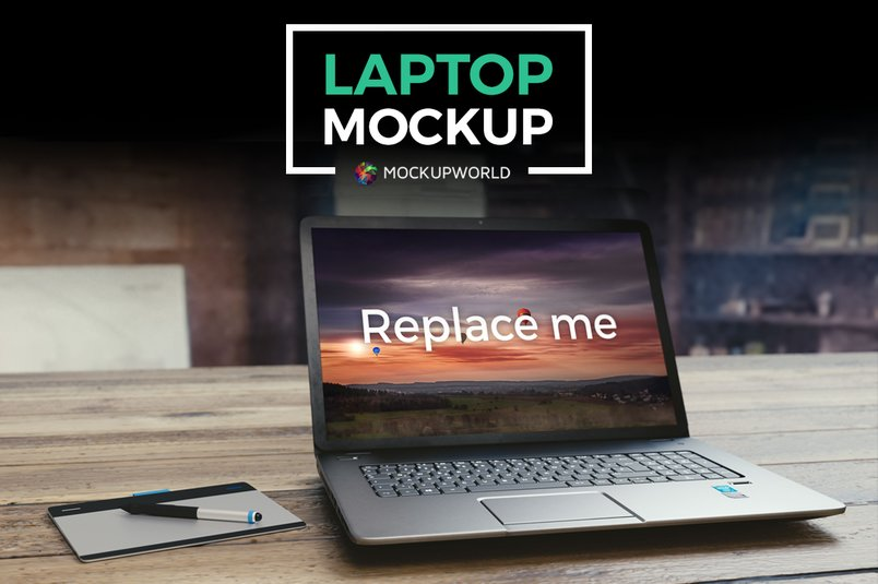 laptop-on-wood-table-mockup-2