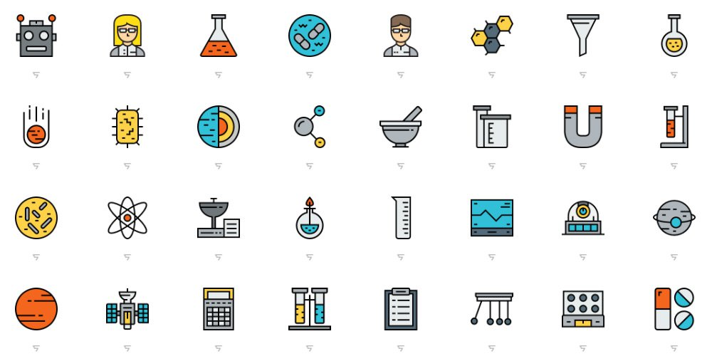 science-icons