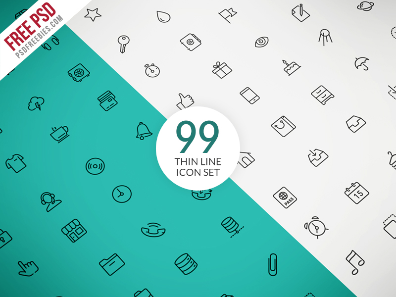 thin-line-icon-set-psd-freebie