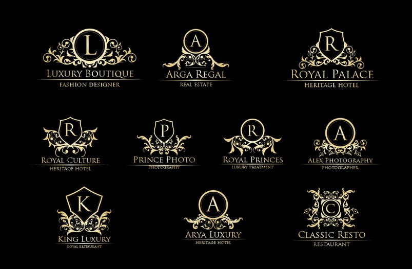 10-luxury-logo-set-2