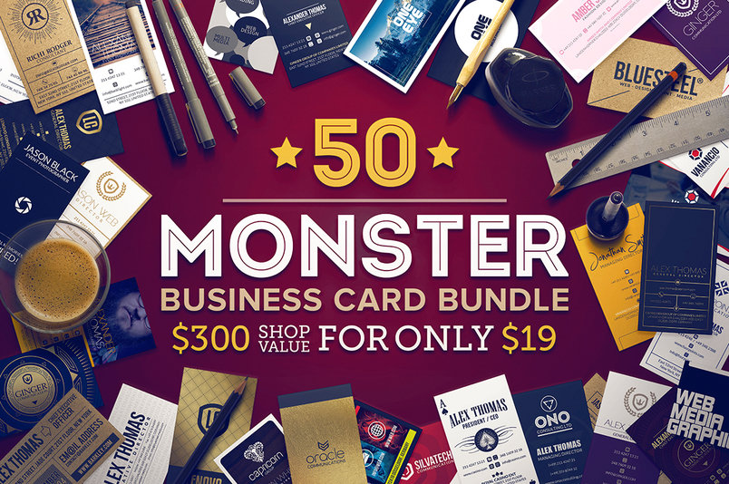 50-monster-business-card-bundle-2