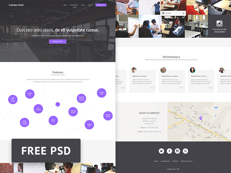 collabo-orbit-coworking-free-psd-web-template