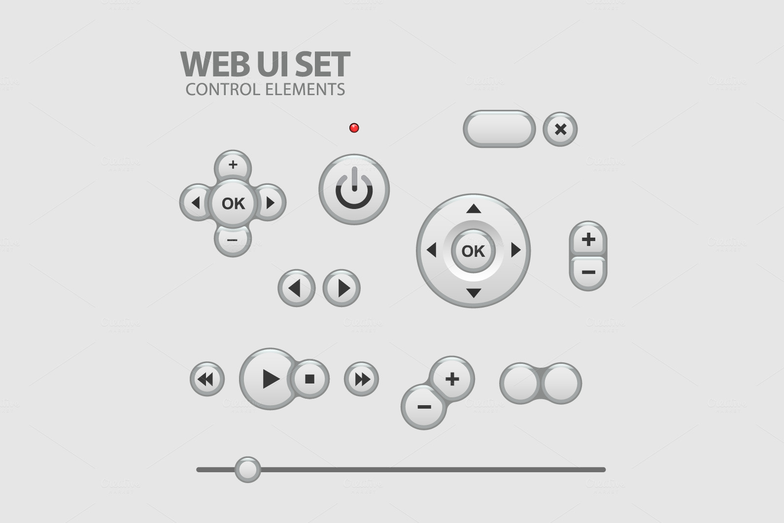 Elegant-Shiny-Web-UI-Elements