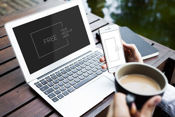 free-macbook-iphone-6-mockup-psd