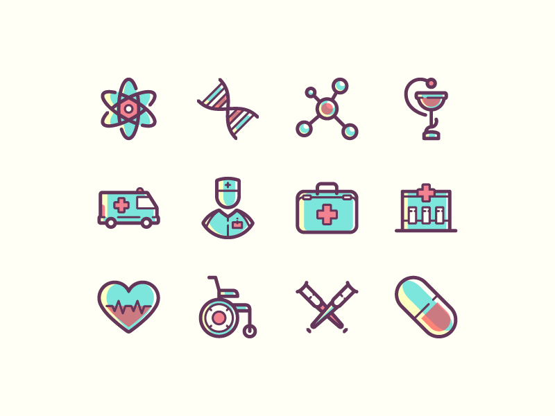 free-medical-icons