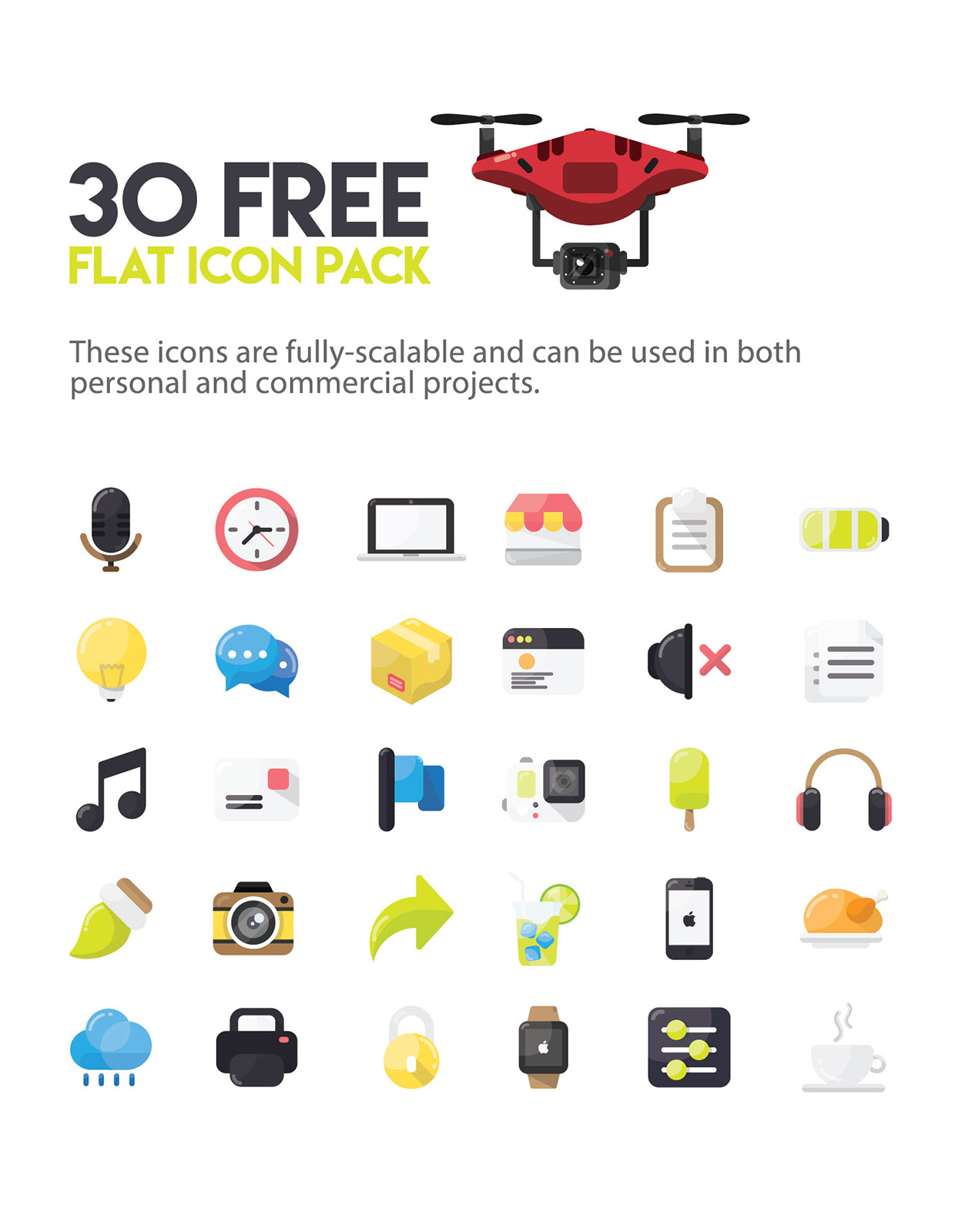 icons-30-pack-free