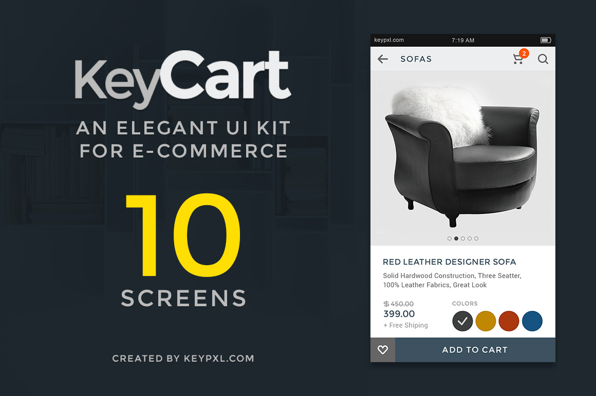 KeyCart-Lite-UI-Kit-for-eCommerce
