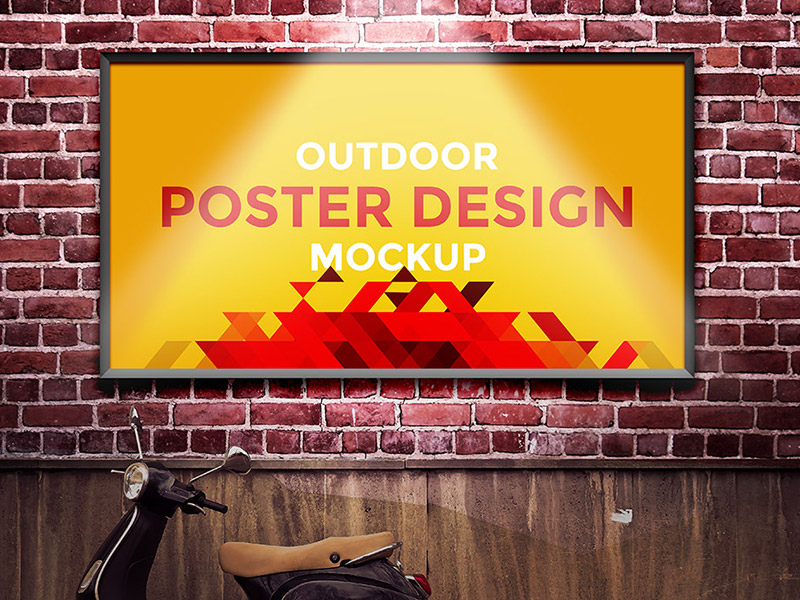 Outdoor-Poster-Design-Mockup