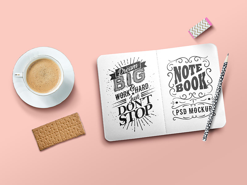 Sketchbook-Mockup-PSD-Template