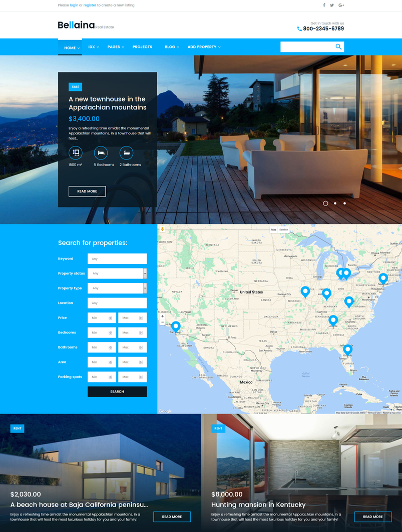 bellaina-real-estate-wordpress-theme-2