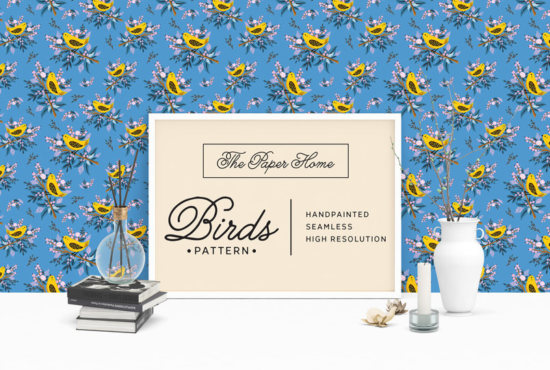 bird-and-flowers-seamless-pattern-2