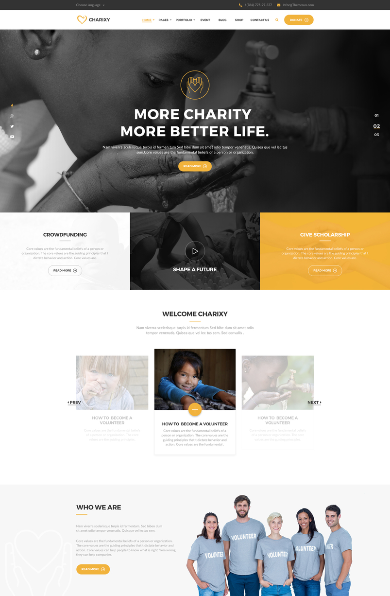 charixy-charityfundraising-psd-template-2