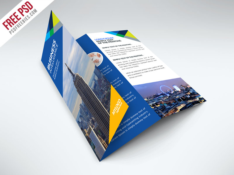 brochure photoshop template 50 new photoshop psd files for web graphic designers 2