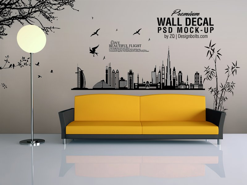 free-vinyl-wall-art-decal-sticker-mockup-psd-file-2